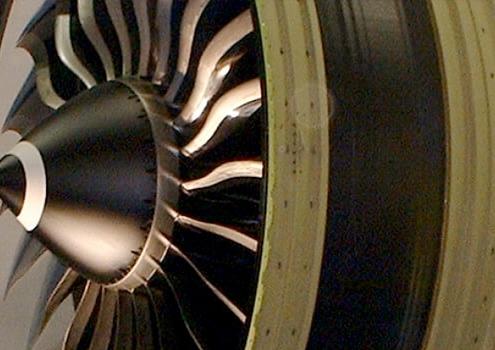 Boeing 777-300ER GE engines