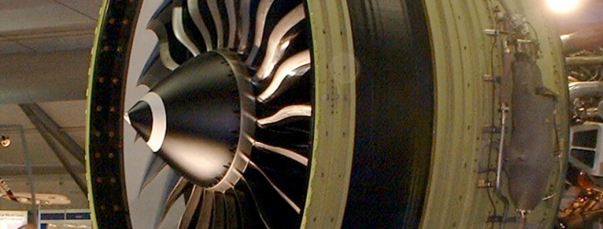 Boeing 777-300ER GE engines